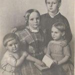 Retrato de sus hijos
